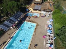 Establishment Camping L'oasis - Eclassan