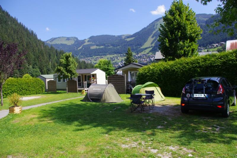 Betrieb Camping - Caravaneige L'oustalet - Chatel