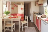 Rental - Gipsy Car 21m²   (0-7 years) - Camping des Pêcheurs
