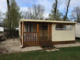 Rental - Eco 24 m2 - 4 pers - Camping des Pêcheurs