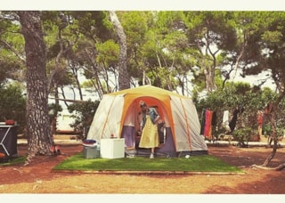 Tent Nomade