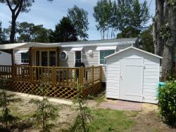 Mobile home 37m² 3 bedrooms - 2 bathrooms