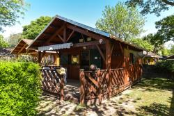 Chalet in wood + 12 years  (Phénix 20m²)