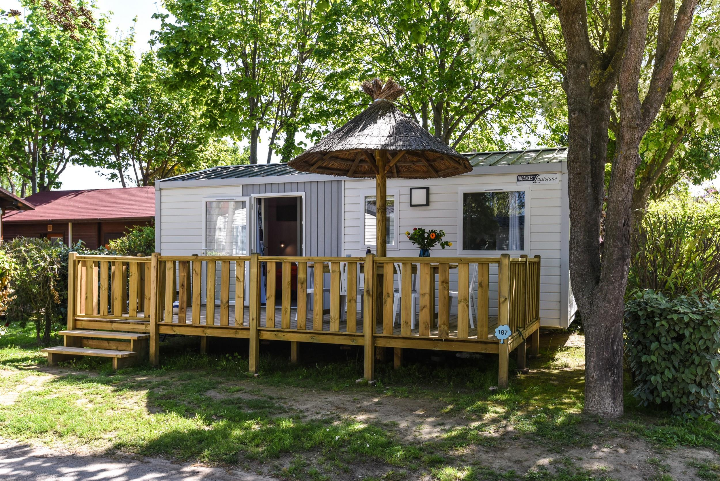 Mobil-home COSY 2 chambres 27m²