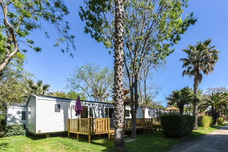 Rental - Premium Mobile Home 3 Bedrooms, 2 Bathrooms, Dishwasher And Air Conditioning Included - Airotel Camping Les Galets