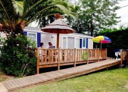 Wheelchair friendly Camping Les Galets - Argelès Sur Mer