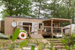 Huuraccommodatie - Cottage Key West 3 Slaapkamers - Airconditioning **** - Camping Sandaya Les Alicourts