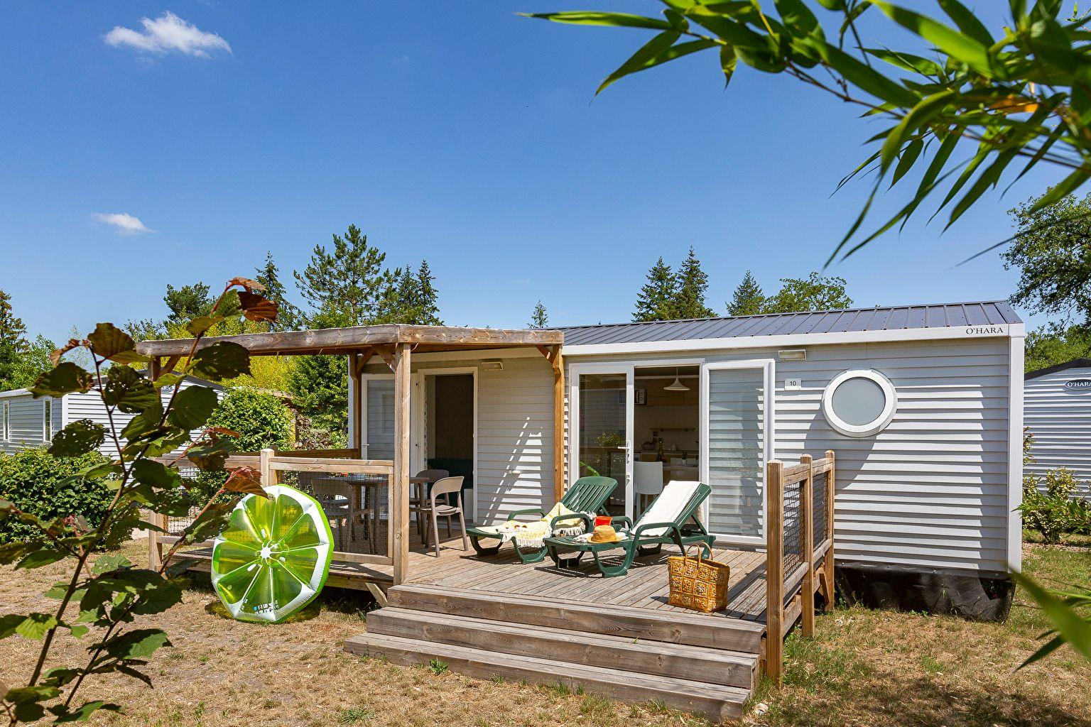 Location - Cottage 2 Chambres *** - Camping Sandaya Les Alicourts Resort