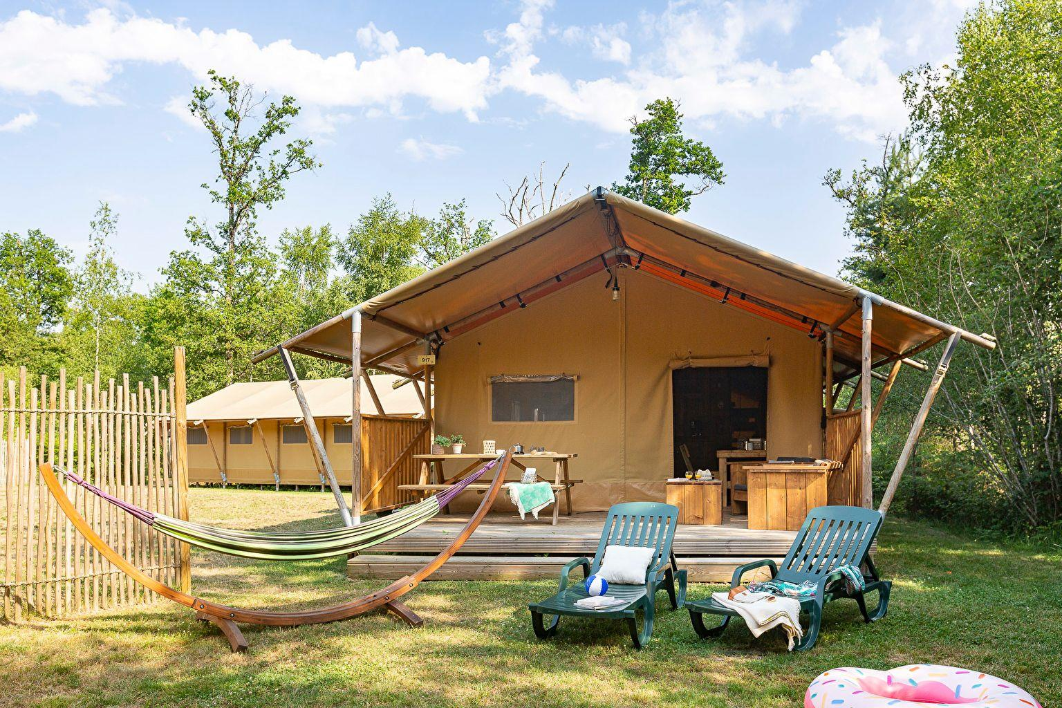 Location - Lodge 2 Chambres **** - Camping Sandaya Les Alicourts Resort