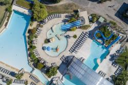 Bathing Camping Sandaya Les Alicourts - Pierrefitte Sur Sauldre