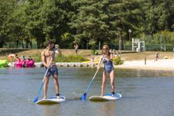 Entertainment organised Camping Sandaya Les Alicourts - Pierrefitte Sur Sauldre