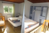 Rental - Holiday cottage PEUPLIER 3 bedrooms - Domaine Le Jardin du Marais