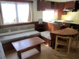 Rental - Mobile home Rainette 2 bedrooms - Domaine Le Jardin du Marais