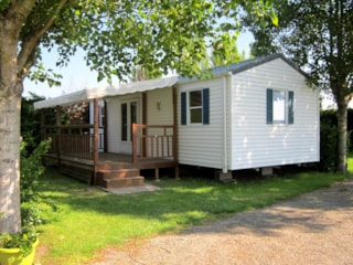 Mobile home Rainette 2 bedrooms