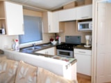 Rental - Mobile-home EUCALYPTUS 3 bedrooms - Domaine Le Jardin du Marais