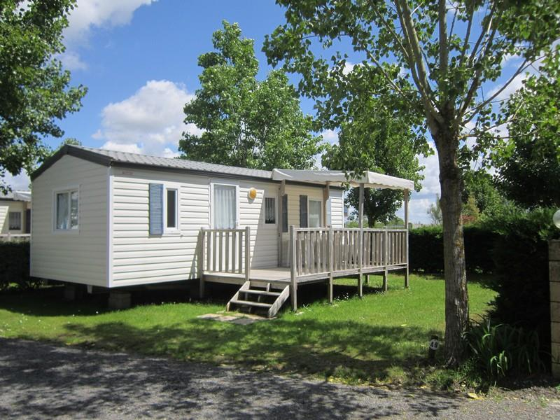 Mobile home PAPILLON 2 bedrooms