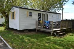 2 Bedrooms Capucine Mobile Home