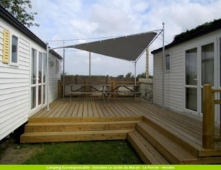 Mobile home CAPUCINE 2 bedrooms - DUO TRIBU