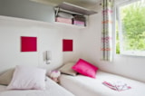 Rental - Mobile home LISERON 2/3 bedrooms - Domaine Le Jardin du Marais