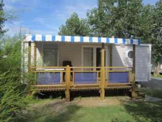 Mobile home LISERON 2/3 bedrooms