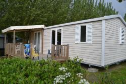 Mobile-Home Ancolie 2/3 Bedrooms