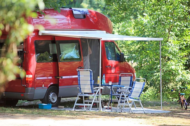Emplacement - Emplacement Camping Nature - Huttopia Gorges du Tarn
