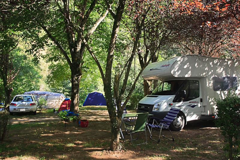 Camping Huttopia Gorges Du Tarn