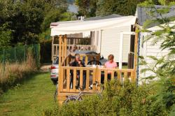 Cottage 2005 SAVANAH 1 to 4 Pers Max (Baby included) +1 car on your pitch Saturday to Saturday