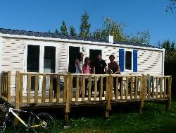 Mobil home 32 m²
