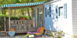 Rental - Mobil Home Prestige (3 Bedrooms), Air-Conditioning - Camping Village Club Le Napoléon