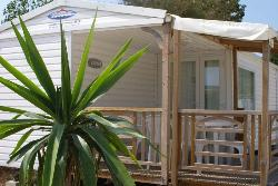 Mobil Home Loggia (2 chambres) Climatisation