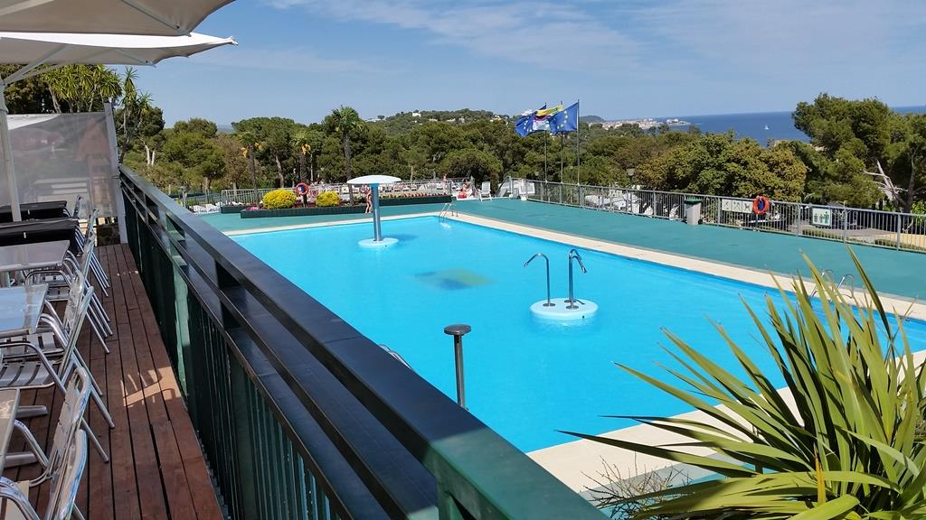 Bathing Camping Cala Gogo - Calonge