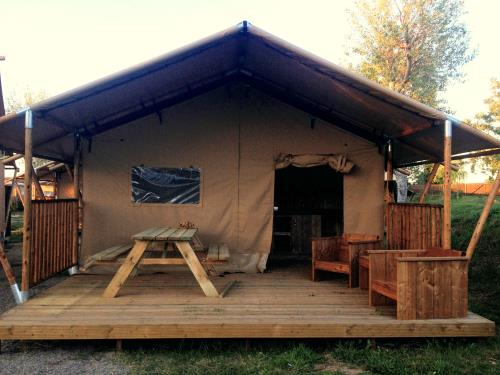 GLAMPING COTTAGE 4/6 PAX