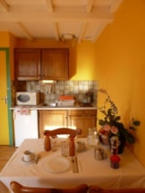 Rental - Holiday Home 33m - 2 bedrooms - Camping Les Bains
