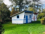 Rental - Chalet without toilet blocks - Camping Les Bains