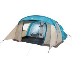 Equipped Tent Without Toilet