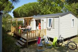 Mobil Home Famille - 34M² - 3 Bedrooms