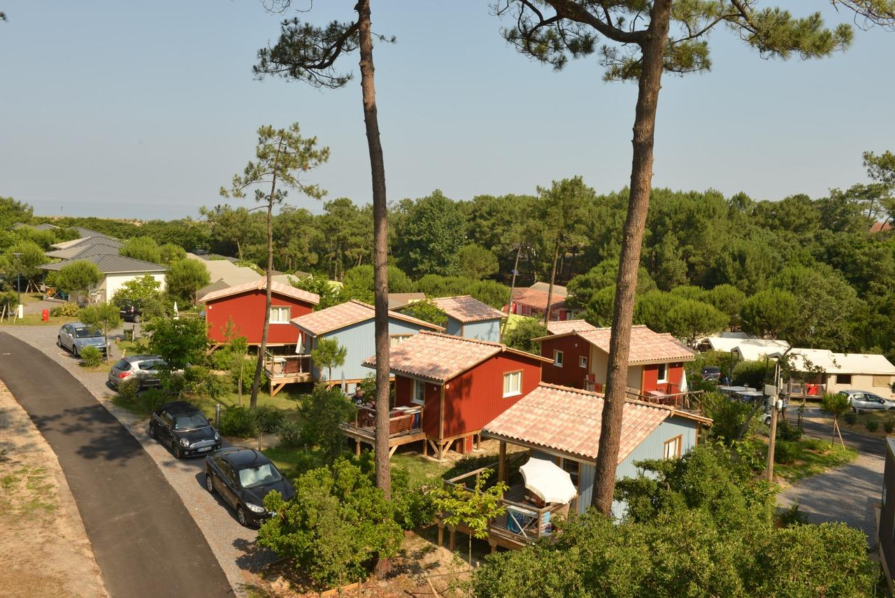 Location - Chalet Marin - Camping Le Saint Martin