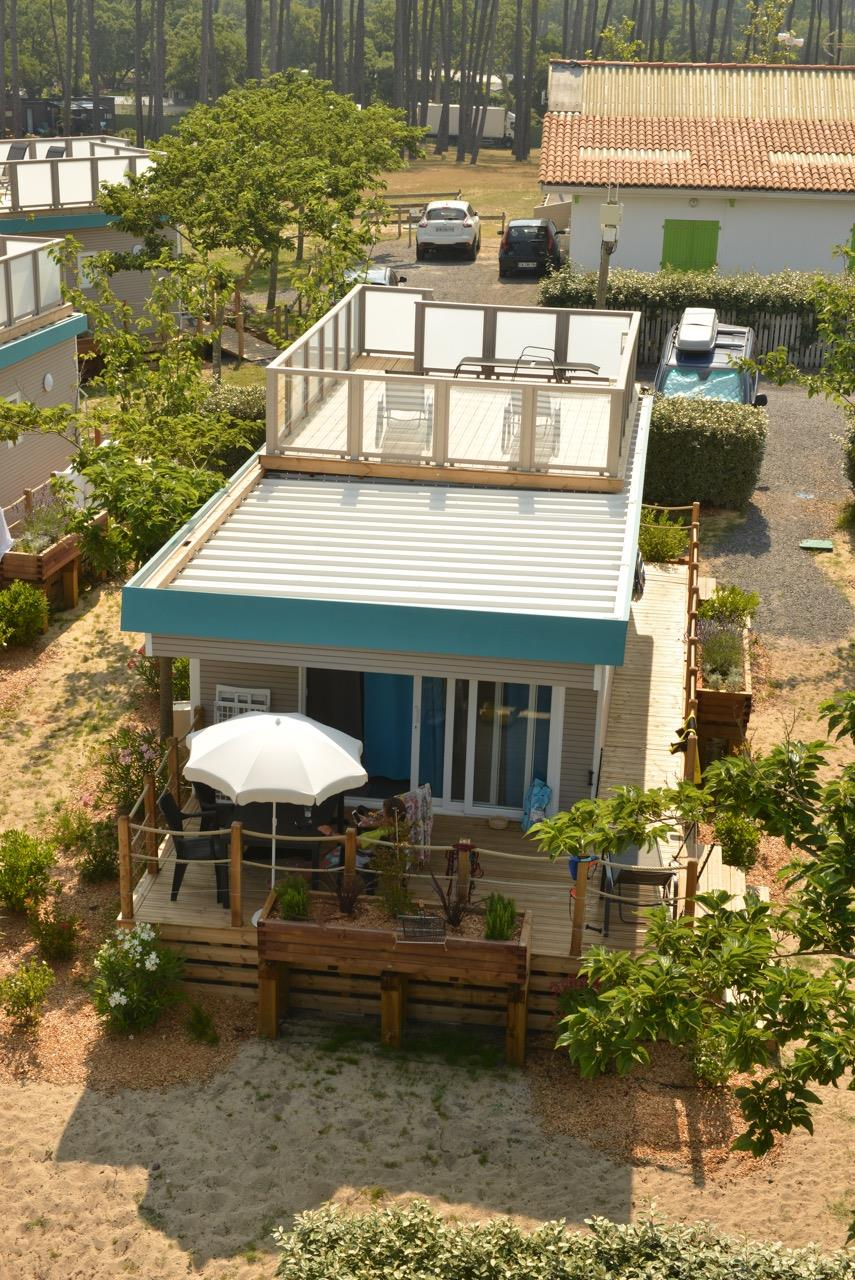 Location - Chalet Pampero - Camping Le Saint Martin