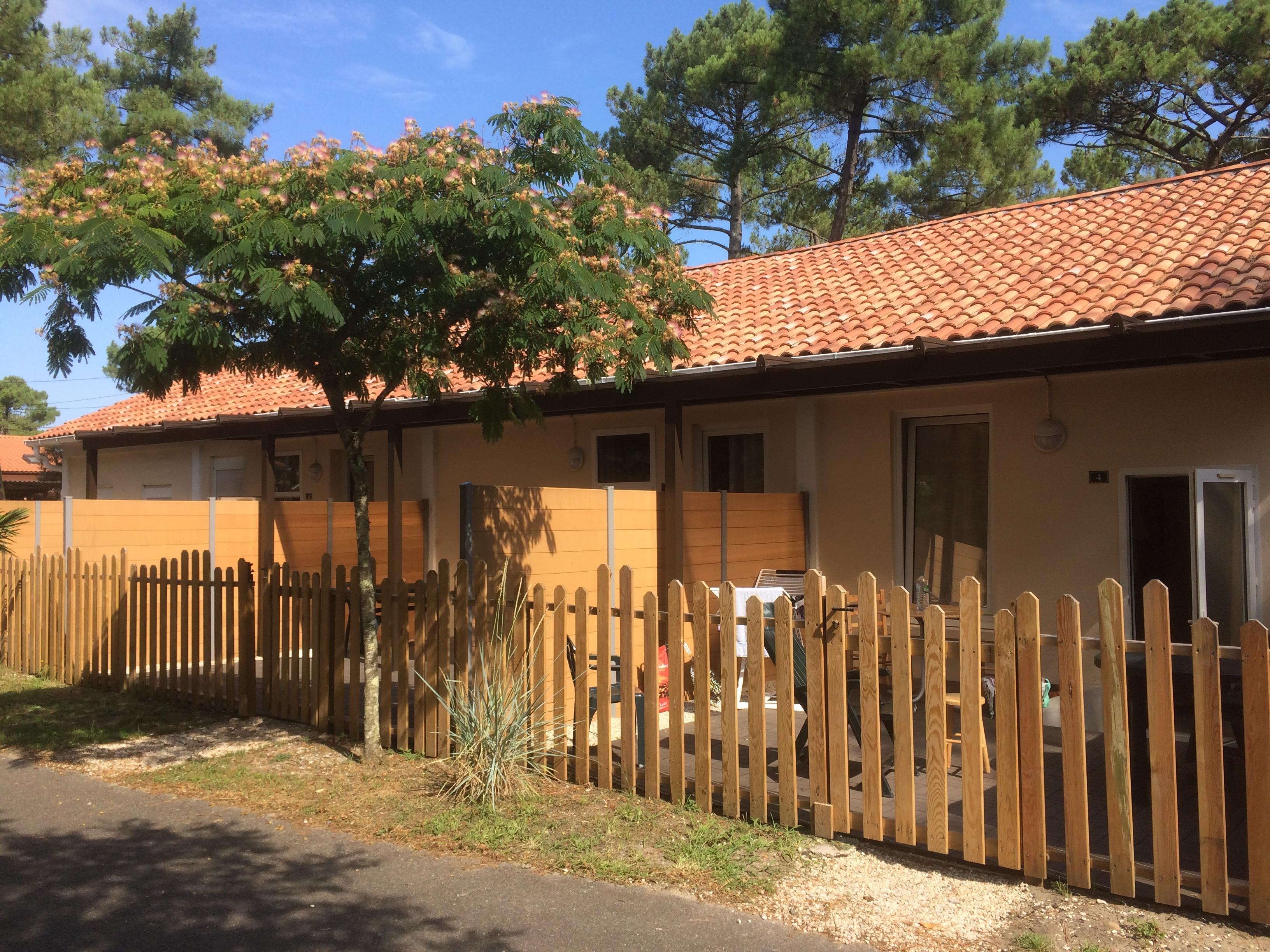 Location - Appartement Forêt - Airotel Club Marina Landes