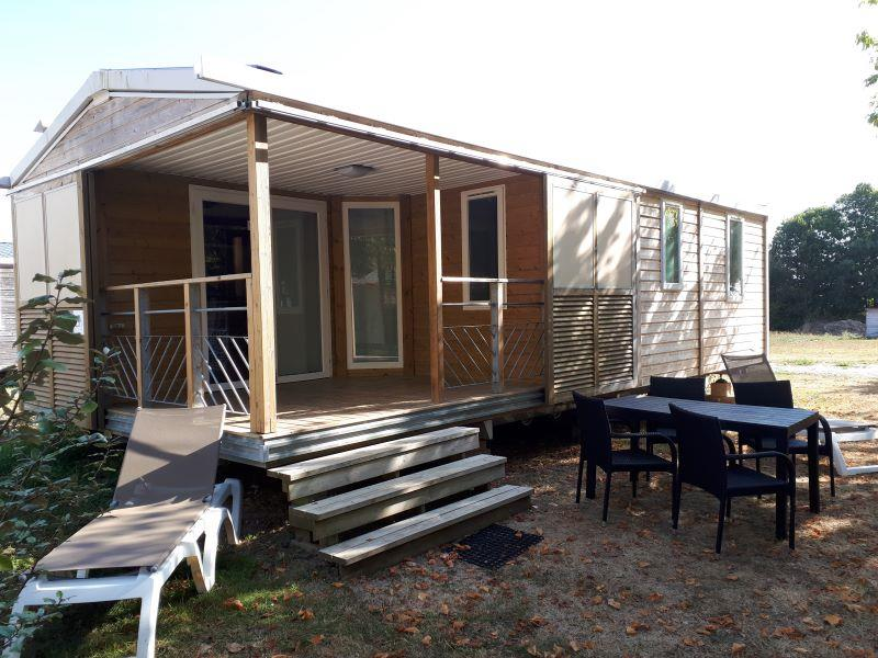Location - Chalet Soleo Suite 4 Pers Dans Forfait 2 Chambres (M) - Camping Airotel Oléron