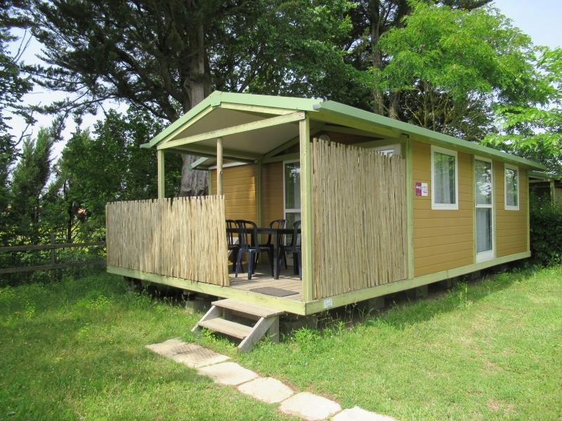 Location - Chalet Atlantis 2 Chambres (M) - Camping Airotel Oléron