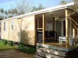 Rental - Chalet Soléo Suite (2 bedrooms) - AIROTEL Camping OLERON
