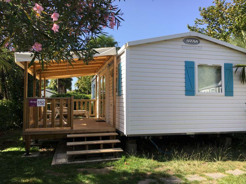 Location - Mobil-Home 'Confort 3 Chambres'6 Pers (M) - Camping Airotel Oléron