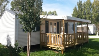 Mobil-Home 'Confort 3 Chambres'6 Pers (M)