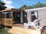 Rental - Chalet Iroise 2 Chambres 2 Sdb 2 Wc (M) - AIROTEL OLERON