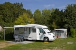 Standpladser - Pitch 80 m² - 1 Bil - Elektricitet - Camping Sites et Paysages DE PENBOCH