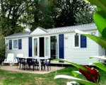 Leje - Mobil Home 32m² Tamaris - Camping Sites et Paysages DE PENBOCH