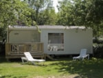Alloggi - Casa Mobile  Loggia-Terrazza semi-coperta-TV - Camping Sites et Paysages DE PENBOCH