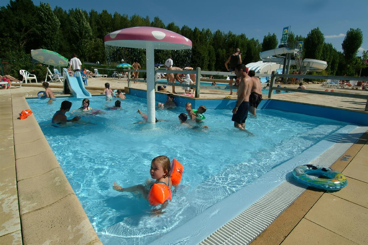 Mare, piscina Camping Sites et Paysages DE PENBOCH - ARRADON